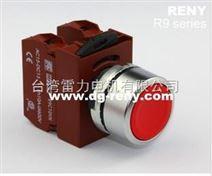 台湾雷力原装进口按钮开关 R2PNF-R 22mm平头按钮开关