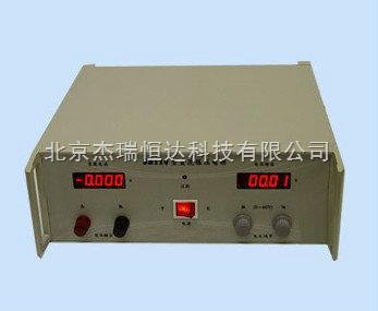 摘要:直流稳压电源具有0—60V可调直流电压输出,最大负载电流图片