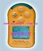 便携式二氧化硫检测仪(报警、0-1000ppm、精度0.1ppm) 型 号:WN11/KP-826