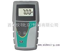 便携式PH计/耐高温PH计/探头式酸度计(0-100度) 型 号:MWPH6+7352101B