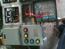 防爆可逆磁力起动器 型号:LZ71-LBQC54-10N