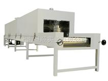 LED铝基板贴膜前干燥流水线烘箱