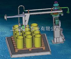 1吨液体灌装秤,无动力液体灌装秤