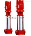 立式多级管道消防泵