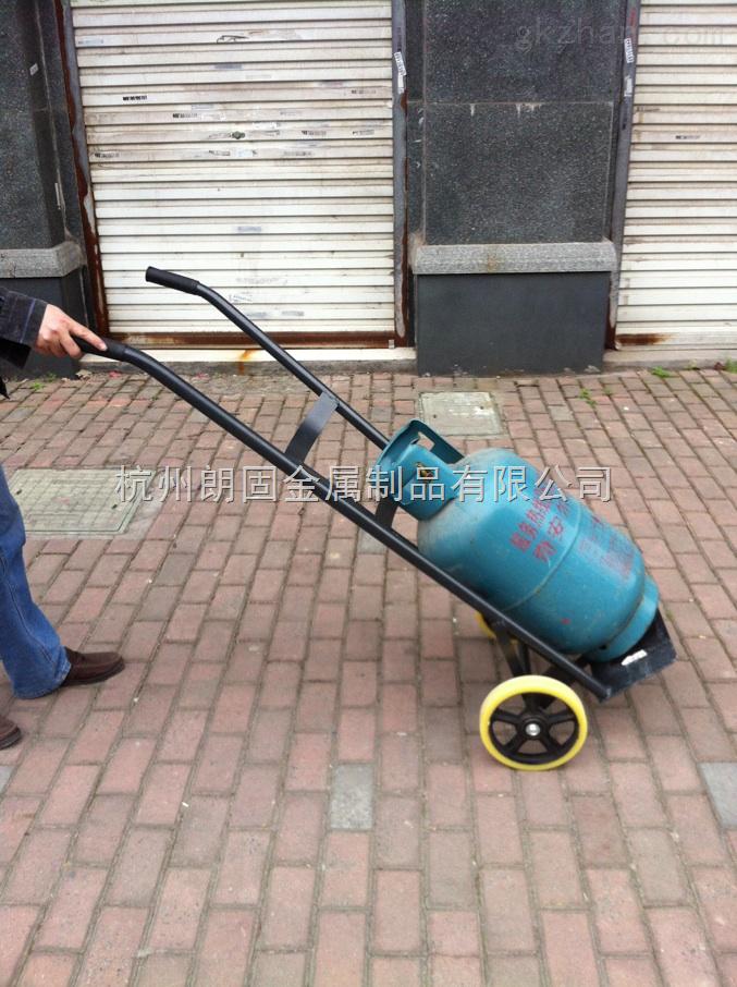 lggp-3-机械式油桶车 单气瓶推车