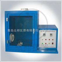 生产---安全帽阻燃性能测定仪ZM-817