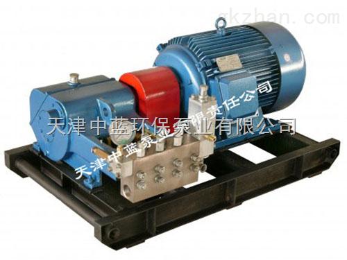高压柱塞式提水泵