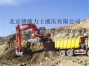 四川邦立挖掘机减速机维修