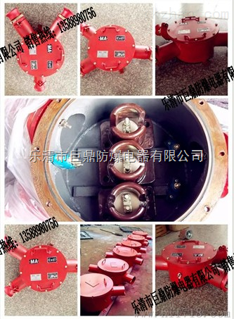 矿用隔爆型高压电缆接线盒严禁带电操作