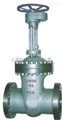 Z460Y正齿轮焊接闸阀