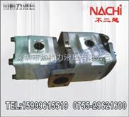 不二越NACHI双联齿轮泵IPH-56B-40-125-11
