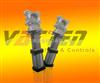 VTS2德国气动插板阀,不锈钢气动刀闸阀