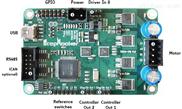 3轴控制卡适用步进伺服带有编码反馈RS485CAN通讯