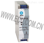 华耀电子 EDA-75W 单路输出导轨开关电源