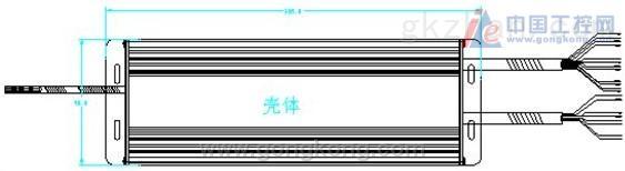 ewp-160w 恒流系列(8路)led驱动电源