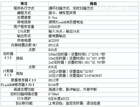 可编程控制器 信捷可编程控制器- xc5-60r-e(增强型)          36点输