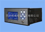 小型蓝屏无纸记录仪