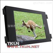 TKUN T084XGA 8寸1024*768工业触摸屏显示器8.4寸嵌入式安装升降器显示器