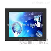 TKUN 19寸嵌入式金属工业触摸屏液晶显示器电容式多点触控数控医疗设备
