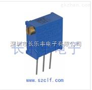 精密电位器3296X-1-105LF