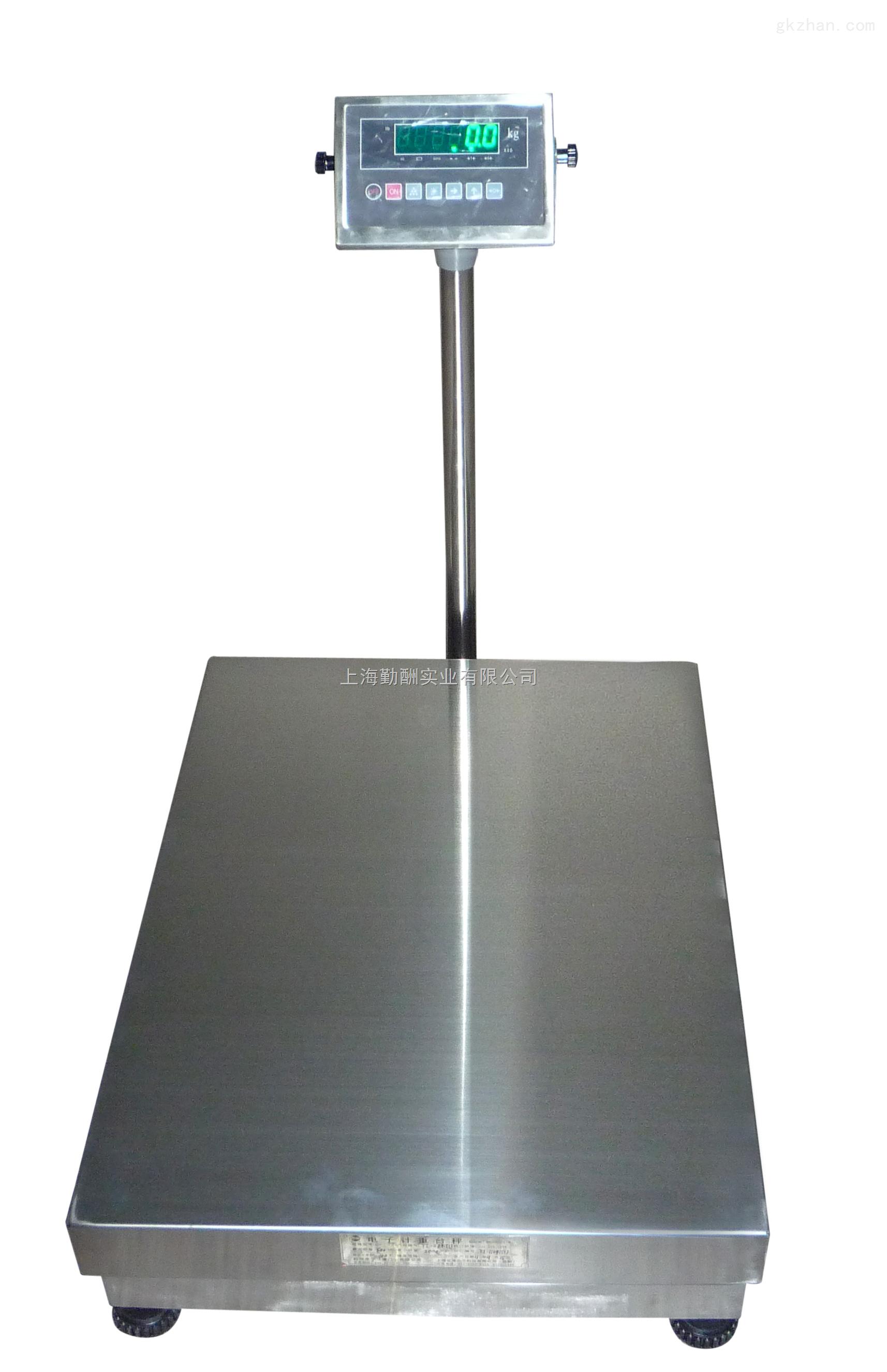 150kg防水电子地磅称/150kg打印型台秤电子磅秤