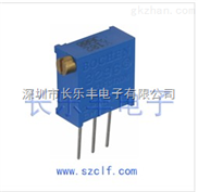 电位器3296X-1-500LF
