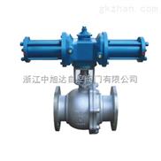 Q741F-浙江Q741F液动球阀|液控球阀
