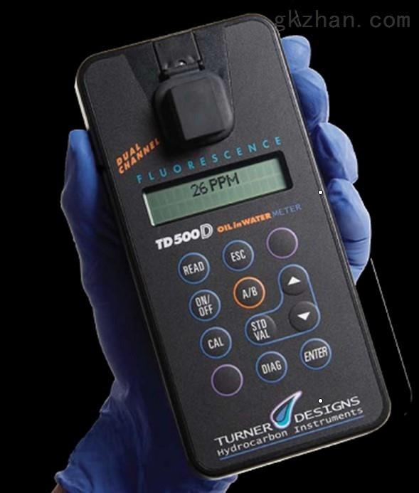 美国特纳TD-500D便携式水中油分析仪(中国总代理)