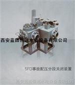 水轮发电机组事故分段关闭装置SFD