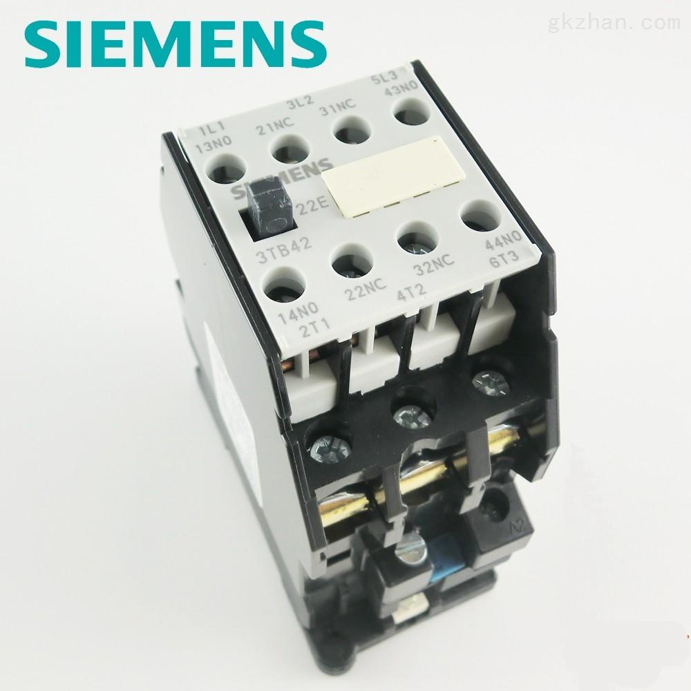 西门子交流接触器3tb4322-0x