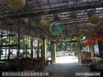 广东东莞户外餐厅/露天餐厅喷雾降温设备