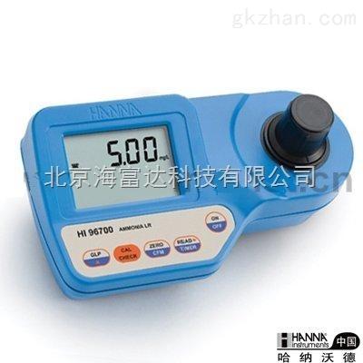 便携式氨氮测定仪 型号:H5HI96700