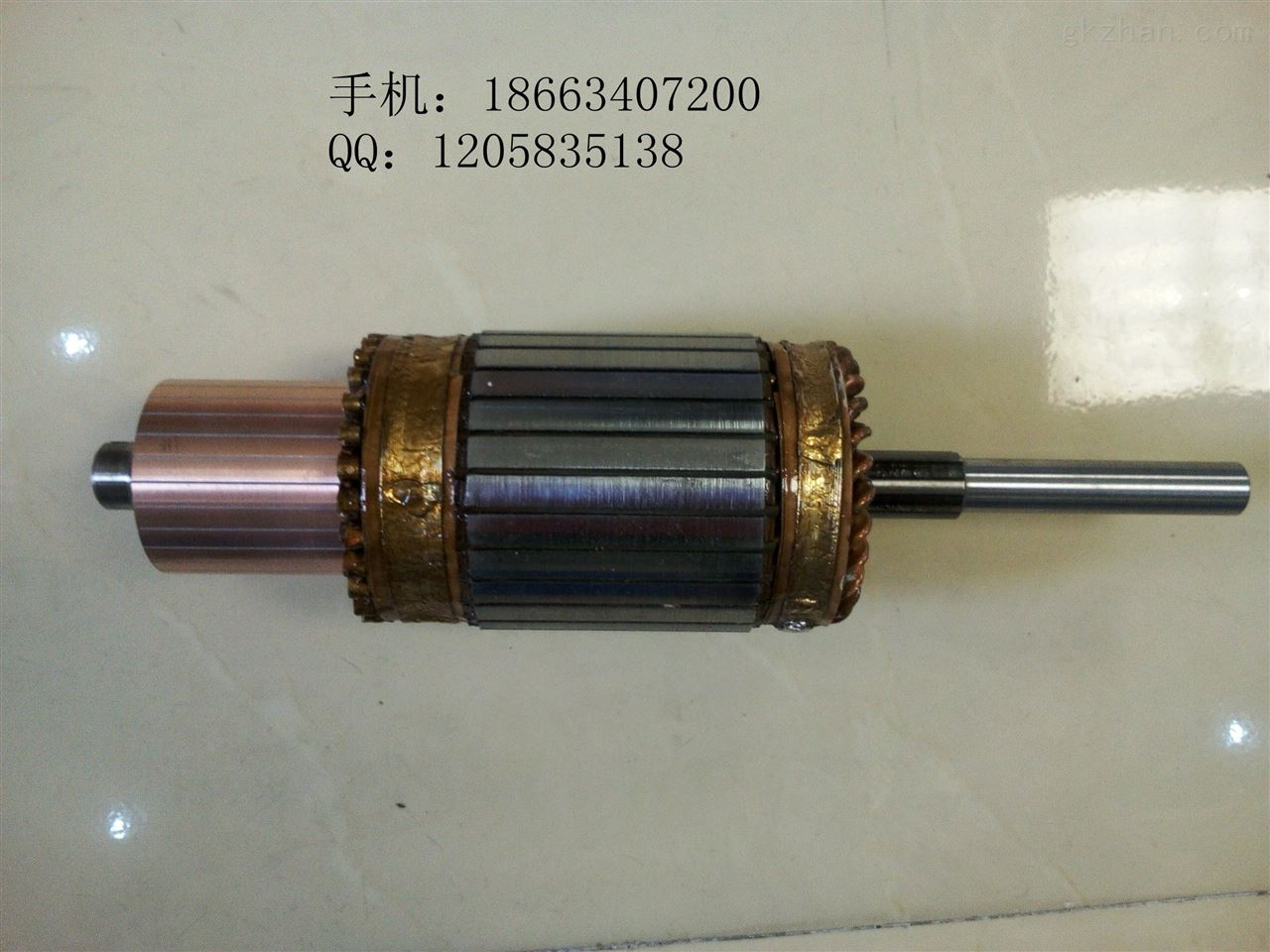 产品库 电气设备/工业电器 发电机 发电机组 st710 上海齐翼启动马达
