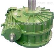 WHC280圆弧齿圆柱蜗杆减速机