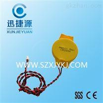 焊线纽扣电池CR2450