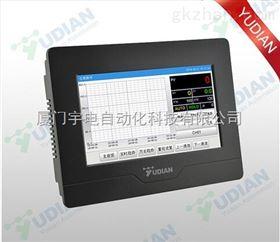 【*】宇电3704M四路7寸触摸式显示报警记录仪