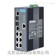 研华工业级智能网管型以太网交换机