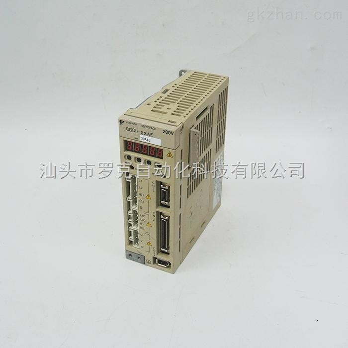 SGDH-02AE-REPAIR 安川伺服驱动器