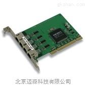 moxa4口RS-232 通用 PCI 聪明型多串口卡