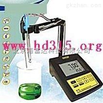 米克水质/实验室pH/temp测定仪台式milwaukeech/MI151