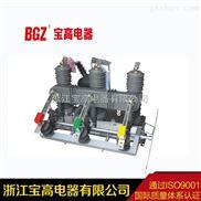10KV永磁户外高压真空断路器永磁机构柱上开关
