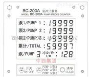 西化仪供泵冲计数器/防爆/防水 型号:YW55-BC-200A库号:M398998