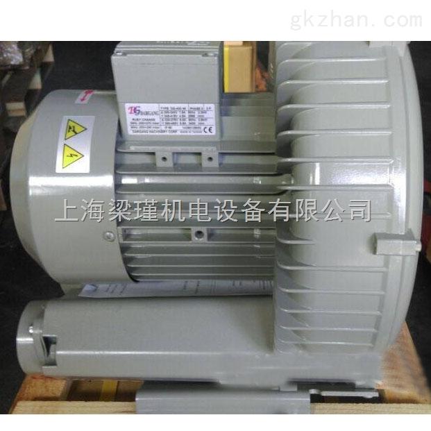 中国台湾达纲鼓风机-DG-400-36高压风机(图)