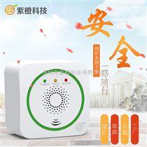 一氧化碳煤气报警器浓度显示 智能 无线 wifi 远程 声光报警