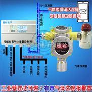 工业罐区氟化氢泄漏报警器
