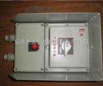 7.5KW(5.5KW)电机专用防爆断路器