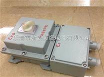 小型防爆断路器漏电防爆断路器