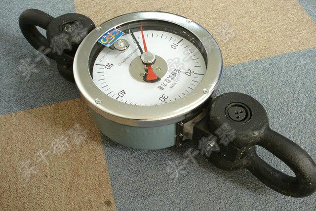 表盘式测力仪
