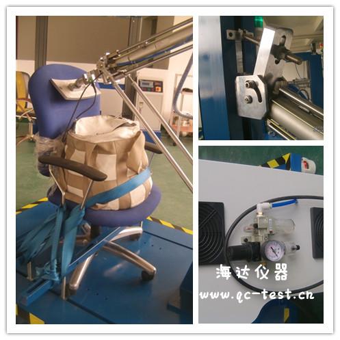 hd-f734椅子座椅,靠背试验机-东莞椅子座椅,靠背试验机