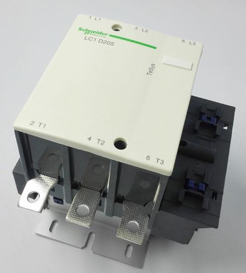 施耐德新型交流接触器 lc1d11500q7c